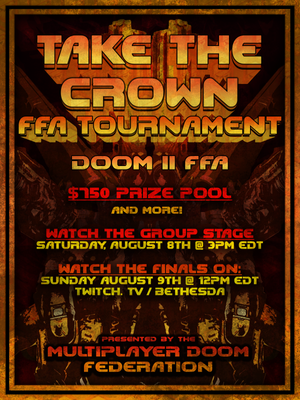Quakecon @ Home: DOOM 2 FFA Tournament